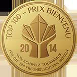 Top 100 Prix Bienvenu